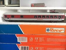 Roco 44784 Carrozza ristorante WRmz DB con pantografo lunghezza ridotta