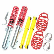 TA TECHNIX COILOVERS OPEL / VAUXHALL ASTRA G ADJUSTABLE SUSPENSION TUV