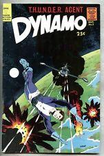 Dynamo #3-1967 fn+ Giant-Size Wally Wood Thunder / T.H.U.N.D.E.R. Agents
