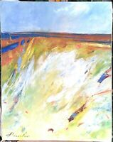 tableau huile /toile  -  - signé  SHEVCHUK Alexander