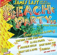 James Last and His Orchestra: Beach Party'95/CD-come nuovo
