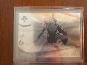 11-12 Pinnacle Brian Foster Rookie Rink Ice Breakers Insert Florida Panthers