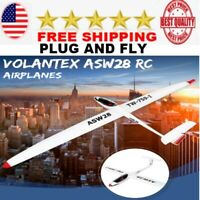 Volantex ASW28 RC Airplane PNP Aircraft Outdoor Toys Remote Control Models plane