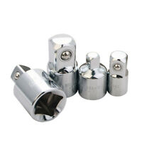 "1/4"" 3/8""1/2"" Ball Lock Ratchet Socket Adapter Reducer Converter Tool Set Kit hc"