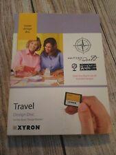 XYRON TRAVEL DESIGN DISC FOR XYRON DESIGN RUNNER *BRAND NEW IN BOX*