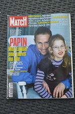 REVUE PARIS MATCH N°2690/2000 PAPIN / INTERVIEW ET PHOTOS RARE MYLENE DE FARMER
