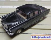 Faller Ams Mercedes 220 Avec Monobloc, 60er Ans Jouet