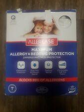 Allerease Maximum Allergy+Bedbug Protection Queen 973