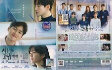 KOREAN DRAMA~A Poem A Day(1-16End)English subtitle&All region FREE SHIPPING
