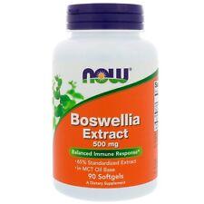 Now Foods Boswellia Extrakt 500 MG 90 Softgel