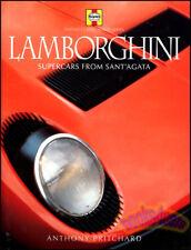 LAMBORGHINI BOOK PRITCHARD SUPERCARS SANT'AGATA