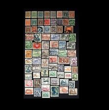 Poland Stamps Two Scans Used #26B1455