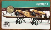 2019- Centenary of The Great Australian Air Race - Caudron G.4