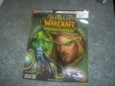 World of Warcraft Strategy Guide the Burning Crusade Wow Blizzard Book brady J4