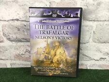 The History of Warfare Battle of Trafalgar Nelson's Victory DVD