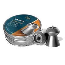 H&N Terminator Hollowpoint Airgun Pellets .177 cal. 92214500003