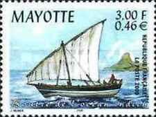 Timbre Bateaux Mayotte 81 ** année 2000 lot 14257