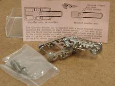 Pacific Fast Mail HO Brass Amtrak Passenger Trucks Nickel Plated