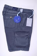 JACOB COHEN BERRY BERMUDA uomo SHORTS chino CARGO cotone stretch BLU P/E 2020