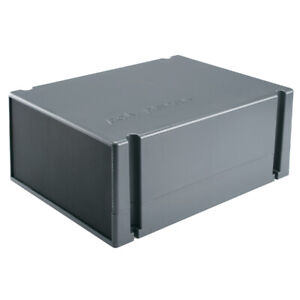 Poly-Planar Compact Box Subwoofer Waterproof Boat Marine Sub Enclosed Sealed