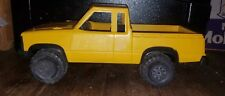 Vintage Nissan King Cab Kab 4x4 Pick Up Truck 17 Long Strombecker Made In Usa