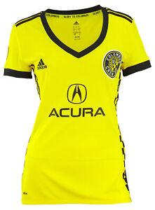 Adidas MLS Women's Columbus Crew SC Short Sleeve Team Jersey