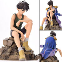 Anime Gundam Wing Heero Yuy Alpha Omega PVC Figure New No Box 14cm