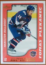 Tomas Plekanec - 2003-04 Pacific AHL Prospects Gold - Card # 30 - 479/925