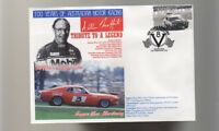 ALLAN MOFFATS RACING CARS TRIBUTE COV, FORD MUSTANG