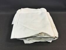 Set of 6 Antique Napkins Monogram Yg Vintage French Old Towels