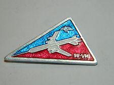 AEROFLOT URSS Old Russian ILYUSHIN IL-86 aircraft pin badge