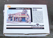 Downtown Deco Addams Ave. Part One HO Scale DD-1000 MIB kit