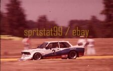 David Hobbs #2 BMW 320 @ 1978 IMSA Portland - Vintage 35mm Race Negative