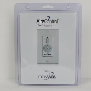 MinkaAire WC213 Wall Mount Airecontrol Ceiling Fan Wall Control NEW SEALED