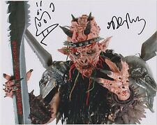 Oderus Urungus Dave Brockie Autographed 8x10 Signed Photo GWAR DBX Reprint