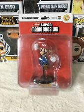"MEDICOM TOY--SUPER MARIO BROS WII--3.5"" MARIO FIGURE (NEW)"