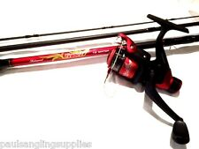 Shakespeare Firebird Match / Float Fishing Rod & Reel with Line