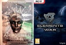 arcangel the legacy of peace & elements of war   new&sealed