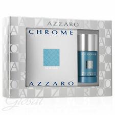 Coffret Uomo Azzaro Chrome Coffret Eau De Toilette 100ML + DEOSTICK 75 ML GIOSAL