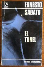 RARE. El Tunel, by Ernesto Sabato, Vintage Paperback, 1976, Spanish edition