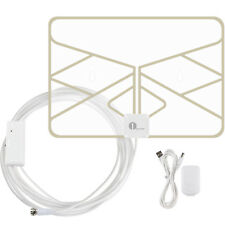 Mohu Sky 60 HDTV Antenna Premium Pack Bundle $214 value