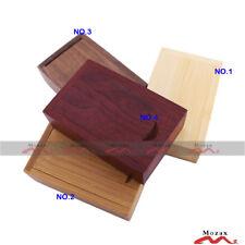 8GB 10 PCS Wooden USB Pendrive Memory Flash Wood Stick Drive 2.0 Genuine Storage
