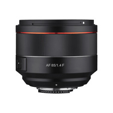 Samyang AF 85mm f1.4 Auto Focus Nikon F Mount Lens