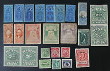 United States Collection of Mint & Used Revenues Stamps  #m48