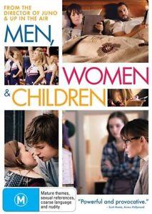 Men, Women & Children (DVD, 2015)