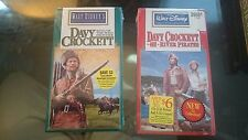 New DAVY CROCKETT~KING OF THE WILD FRONTIER ~ FESS PARKER ~Family
