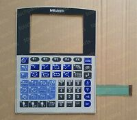 Membrane keypad for MITUTOYO QM-DATA200,Mitutoyo Optical Comparator PH-3515F
