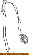 Jeep CHRYSLER OEM 11-17 Wrangler Front Seat Belts-Outer Belt Right 6KF84DX9AA