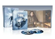 The Thing Steelbook (4K UHD+Blu-ray,1982) Factory Sealed PRE-ORDER 9-7-21