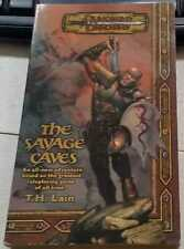 New listing LAIN The Savage Caves : Dungeons & Dragons SC